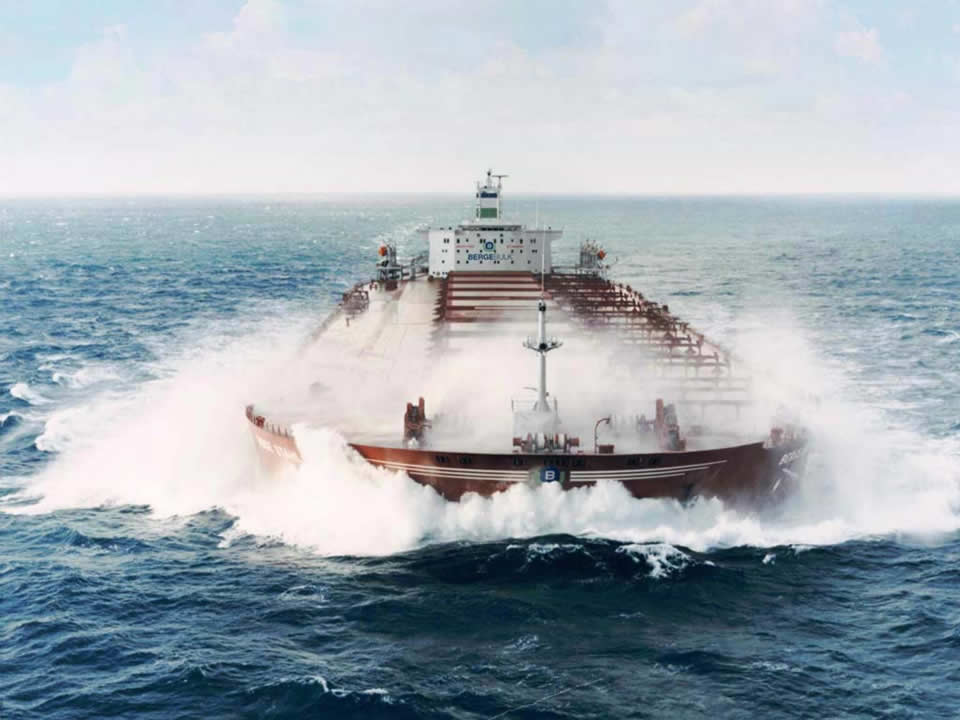 Berge Bulk Careers At Sea