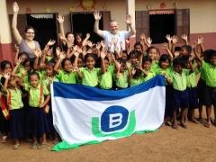 Cambodia volunteering trip