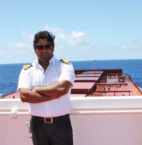 Berge Bulk Careers At Sea