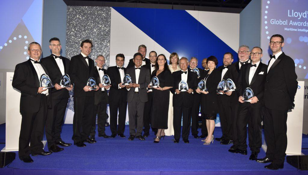 The Lloyd's List Global Award Winners 2016